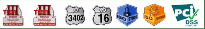 certificação datacenter confiavel